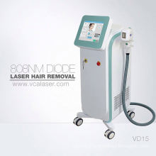 Hair salon equipment Maximum spot size men body hair removal machine online for all skin tones