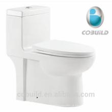 CB-9524 China fábrica design moderno sifão de alta qualidade flushing WC intestino CUPC