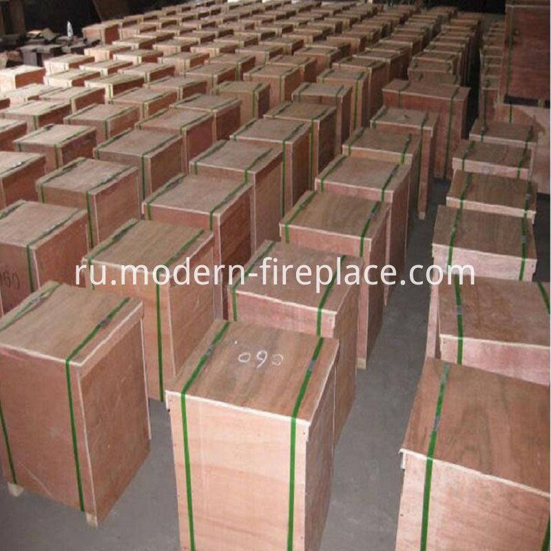 Wood For Wood Burners Factory Packaging