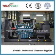 100kw / 125kVA Diesel-Generator Angetrieben durch Doosan Maschine (D1146T)