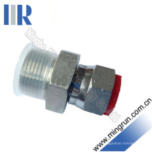 Colocación de tubo femenino BSP de uso doble / BSP (2B)