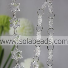 Online 27mm  Crystal Beading Curtain Garland