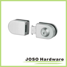 Glass to Glass Zinc Alloy Shower Glass Door Combination Lock (GDL004B)