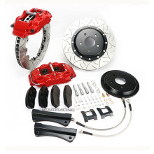Modified racing brake system WT5200 4-pot big hydraulic brake caliper  CP5200 Family - 152mm Mounting Centres - 16.8mm thick pad