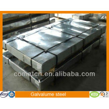 Galvalume steel sheets made in China, Alu-zinc coating