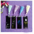 Popular tassel handmade bookmarks