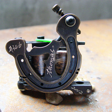 Vente chaude laiton sculpture Tattoo Machine