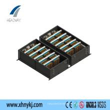 bateria de armazenamento 48V500Ah de energia solar de lítio de ciclo profundo