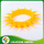 Wholesale Yellow 3D Embossed Silicone Bracelet
