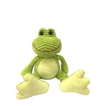 Plüsch Frosch lange Beine