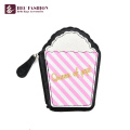 HEC Branded Cute Design Pvc Material Coin Purse For Women