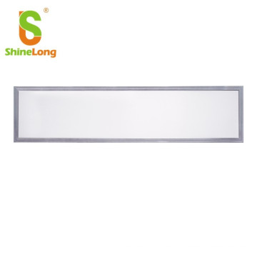Shinelong led cleanroom panel light manufacturers 1200x600 60w 80-100lm/w TUV UL DLC