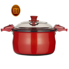 Korea Aluminum cookware- Pearl Shining Ceramic Vacuum Pot