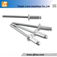 Hochwertige Aluminium 5056 Kuppel Kopf Blind Nieten 3.2-6.4mm