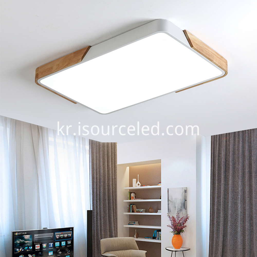 led ceiling light for bedroom Fixtures 4500lm length930mm