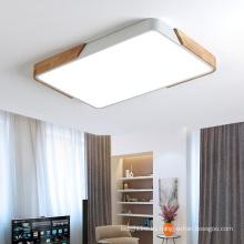 3600lm Rectángulo 36w luz de techo led dormitorio