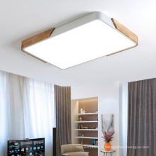 3600lm Rectangle 36w led chambre plafonnier