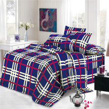 Multi-color Pattern Checked Plaid Polyester Print Fabric