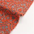 100% poliéster Dobby tecido de lã para as mulheres vestuário