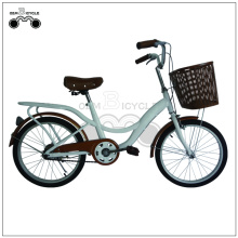 20 Inch Lady's City Bike with Front Basket