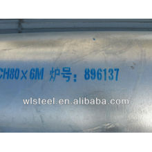 astm a53 a106 b large diameter gi pipe