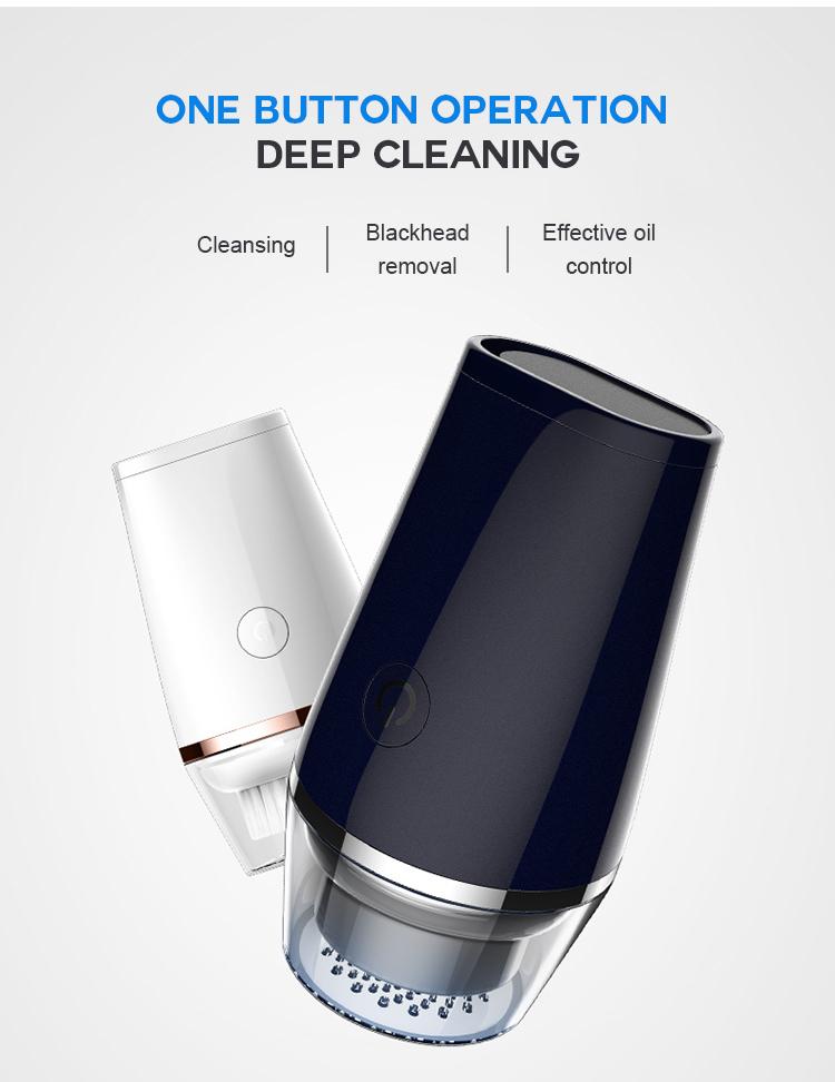 facial cleansing brush waterproof