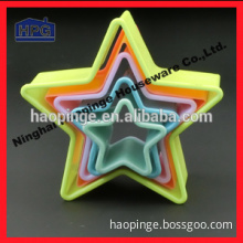 christmas cake cutter baking mold
