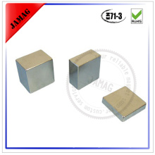 JMD high quality cube magnet n35 permanent for sale