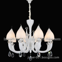 Design Glass Pendant Chandelier / Modern Decorative Lighting