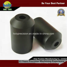 Custom Made Cylindrical Black Rubber Bumper