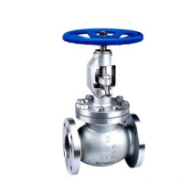 Stainless Steel Globe Valve dengan operasi Manual