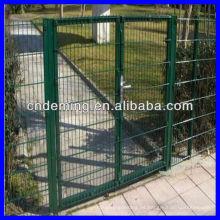 Puerta de metal (fabricante y exportador)
