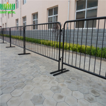 Australia market galvanized metal crowd control barrier