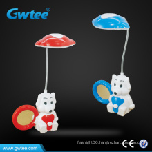 Hot sale table lamp light led reception desk