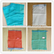 raschel mesh sleeve fruit bag in low price