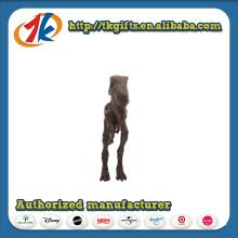 Brinquedo de esqueleto engraçado do dinossauro da estatueta plástica barata do preço