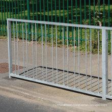 Roadside Pedestrian Safety Guardrails