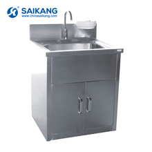 SKH036-101 Hospital Stainless Steel Surgical Washing Scrub Sink