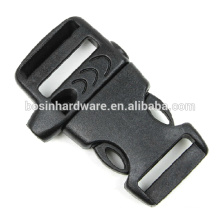 Fashion High Quality Plastic Whistle Side Release Buckle