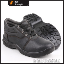 Basic Style Ankle Industrial Safety Shoe with PU Injection (SN5260)