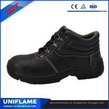 Todos os sapatos de segurança Black Classic Del Ta Ufb048