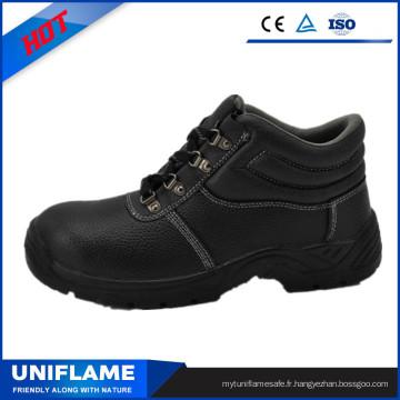 All Black Classique Del Ta Chaussures de sécurité Ufb048