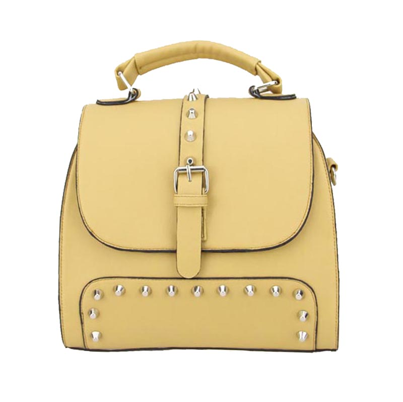 Women's Leather Satchel Bag