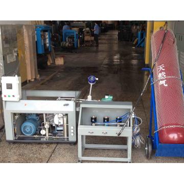 Compresseur de récupération et de transport de biogaz