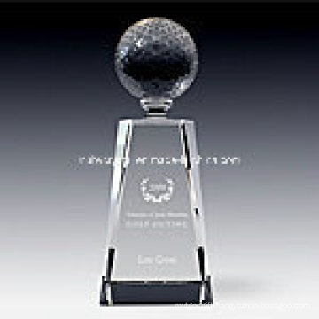 Super Golf Award Trophy 1014