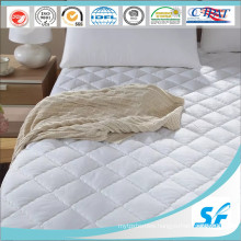 Polyester Filling 150-200GSM Hotel Mattress Topper