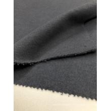 Tissus tricotés en éponge T / C bleu violacé