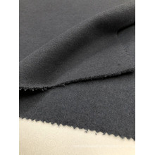 Tecidos de malha escovados azul púrpura T / C Terry