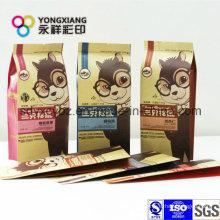 Side Gusset Paper Laminated Bag for Nuts