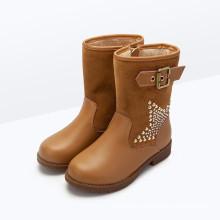 new type cute kids snow boots/ kids winter boots/kids boots